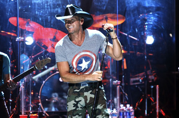 Tim Mcgraw Billy Currington Amp Chase Bryant At Molson
