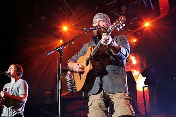Zac Brown Band And Kid Rock