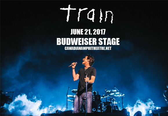 Train, Natasha Bedingfield & O.A.R. at Budweiser Stage