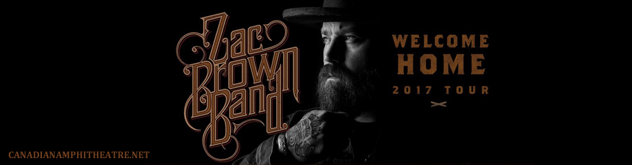 Zac Brown Band at Budweiser Stage