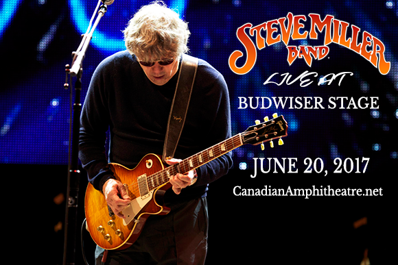 Steve Miller Band & Peter Frampton at Budweiser Stage
