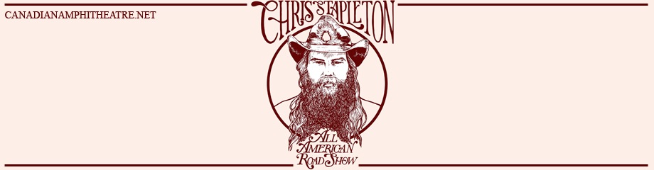 Chris Stapleton, Margo Price & Brent Cobbs at Budweiser Stage