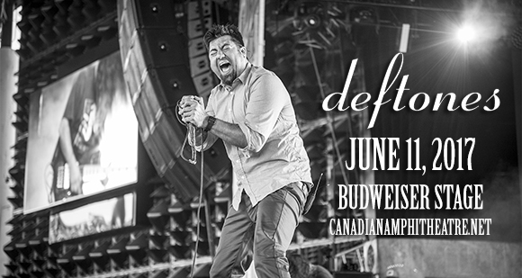 Deftones & Rise Against at Budweiser Stage