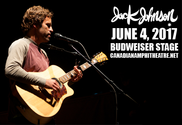 Jack Johnson at Budweiser Stage