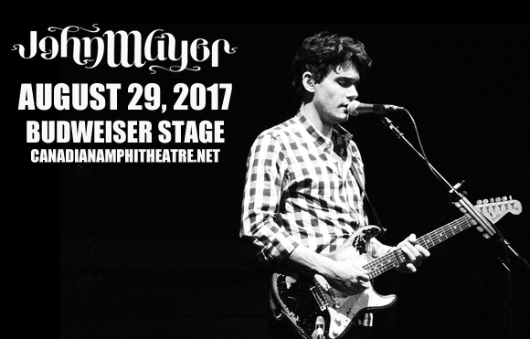 John Mayer at Budweiser Stage