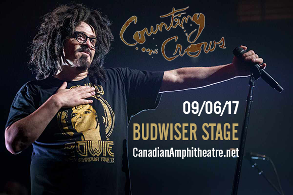 Counting Crows & Matchbox Twenty at Budweiser Stage