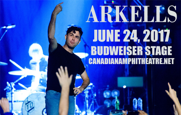 Arkells at Budweiser Stage