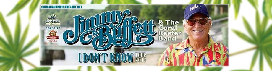 Jimmy Buffett at Budweiser Stage