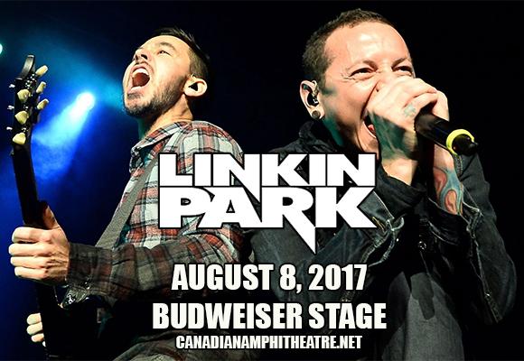 Linkin Park & Machine Gun Kelly at Budweiser Stage