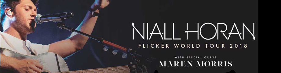 Niall Horan & Maren Morris at Budweiser Stage