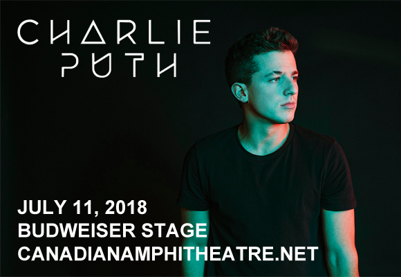 Charlie Puth & Hailee Steinfeld at Budweiser Stage