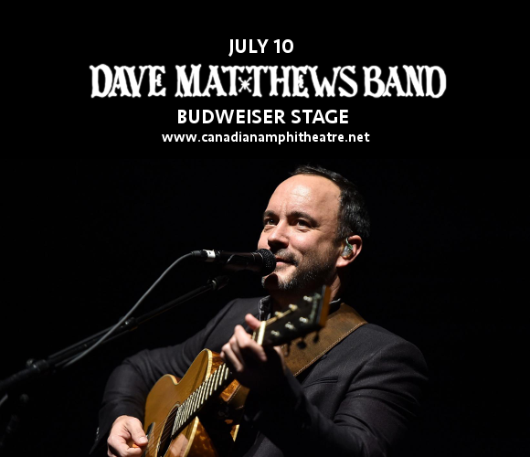 Dave Matthews Band at Budweiser Stage