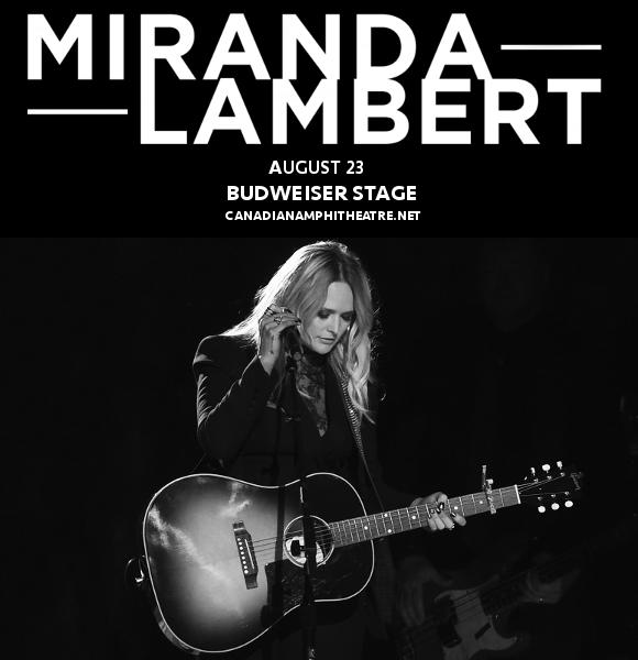 Miranda Lambert & Little Big Town at Budweiser Stage