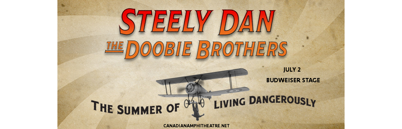 Steely Dan & The Doobie Brothers at Budweiser Stage