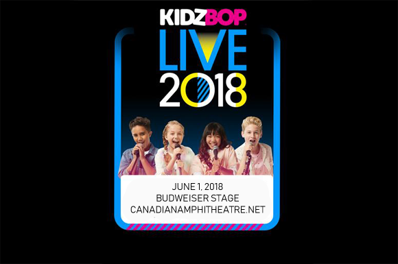 Kidz Bop Live at Budweiser Stage