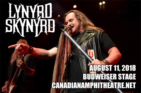 Lynyrd Skynyrd at Budweiser Stage