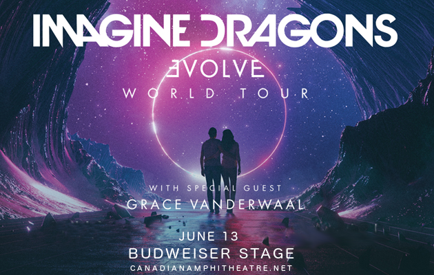 Imagine Dragons at Budweiser Stage