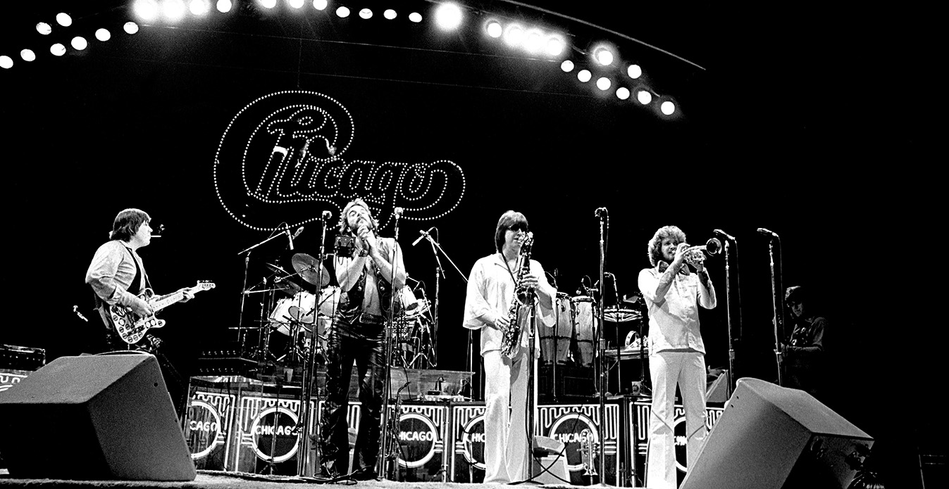 Chicago & REO Speedwagon at Budweiser Stage