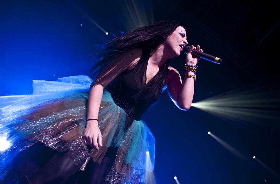 Lindsey Stirling & Evanescence at Budweiser Stage