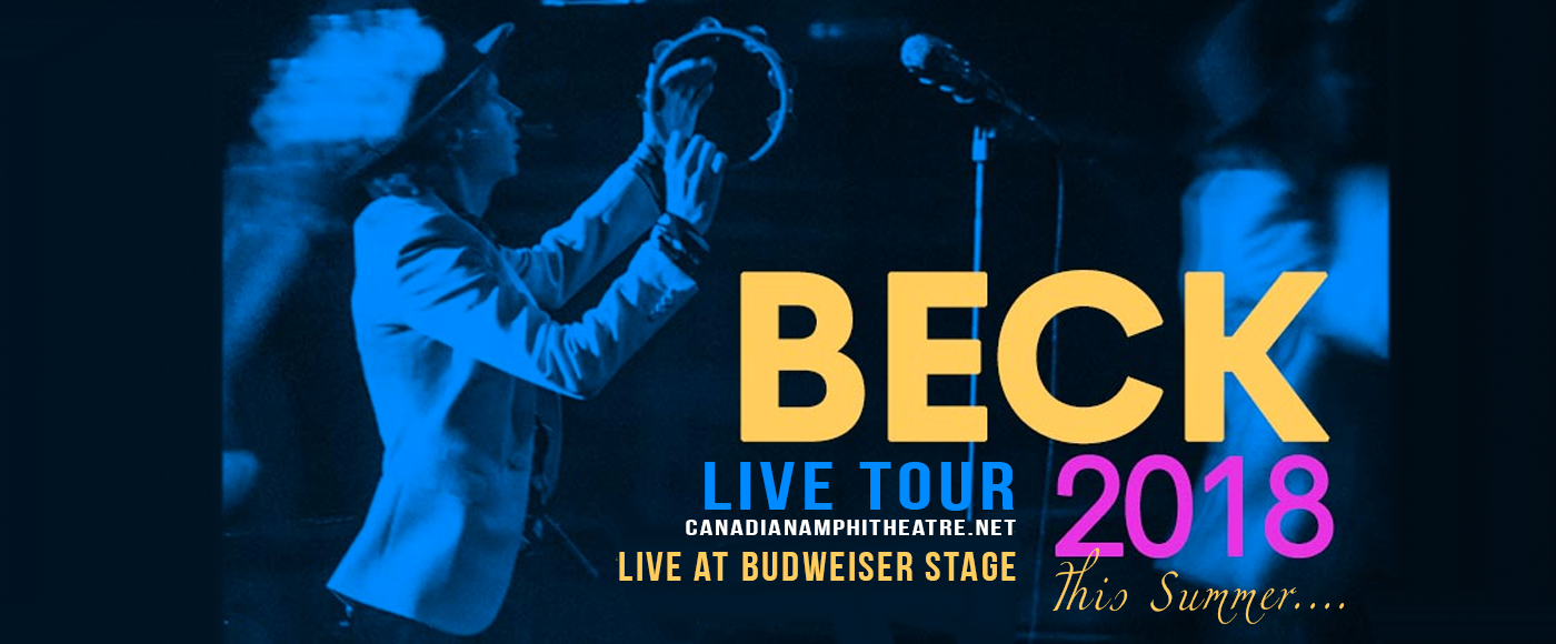Beck at Budweiser Stage