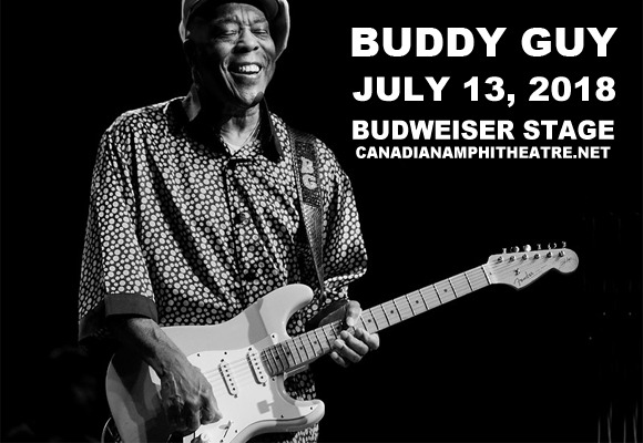 Buddy Guy & Jonny Lang at Budweiser Stage