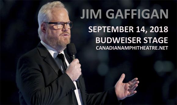 Jim Gaffigan at Budweiser Stage