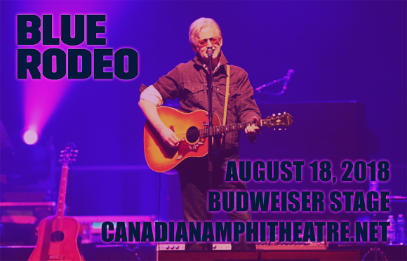 Blue Rodeo at Budweiser Stage