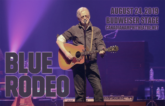 Blue Rodeo, Sam Roberts Band & The Devin Cuddy Band at Budweiser Stage