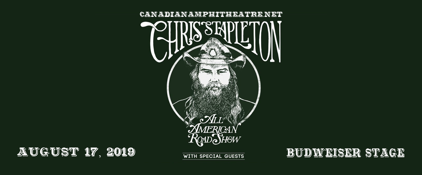 Chris Stapleton at Budweiser Stage