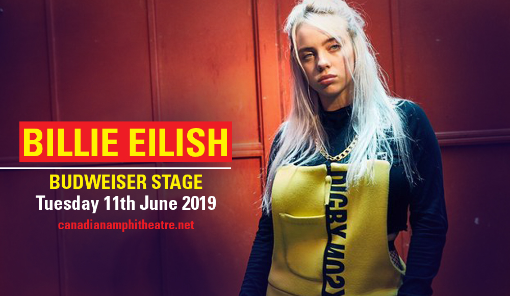 Billie Eilish at Budweiser Stage