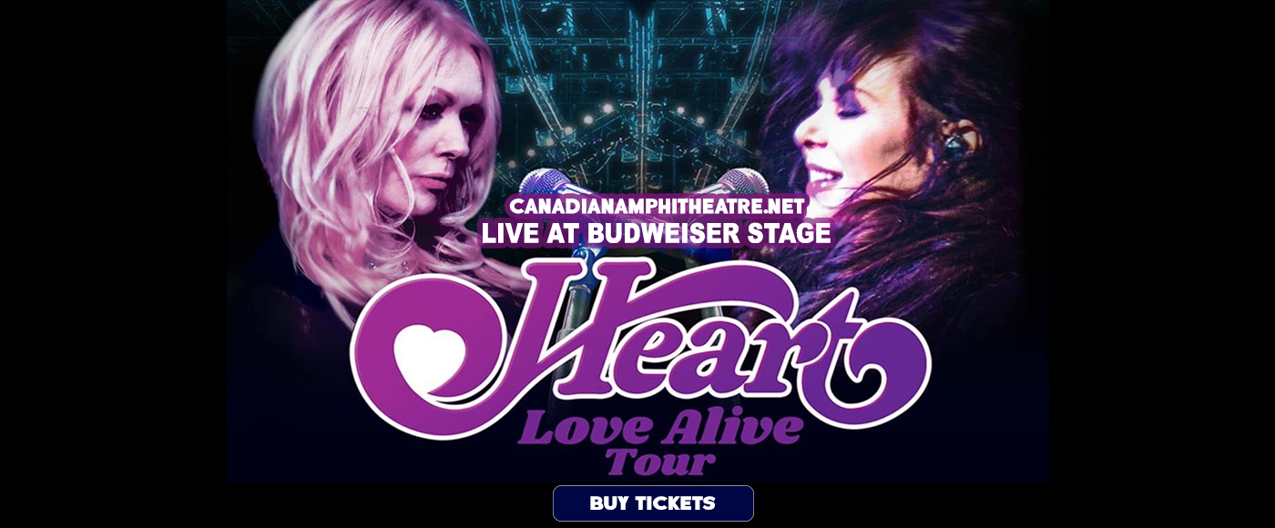 Heart, Sheryl Crow & Elle King at Budweiser Stage