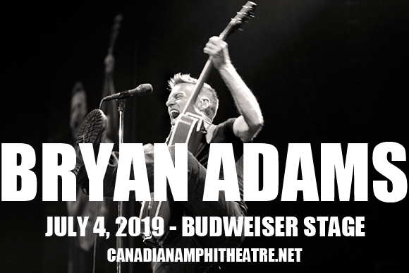 Bryan Adams at Budweiser Stage
