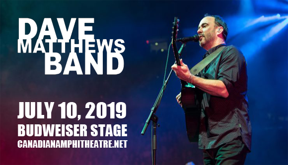 Dave Matthews Band at Budweiser Stage