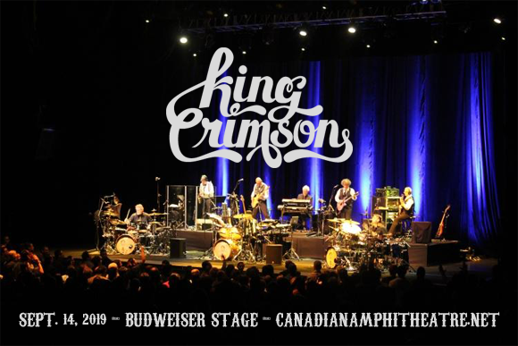 King Crimson at Budweiser Stage