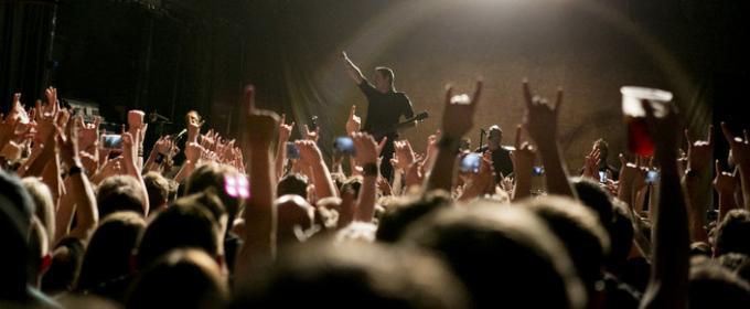Breaking Benjamin at Budweiser Stage