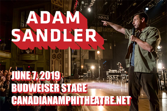 Adam Sandler at Budweiser Stage