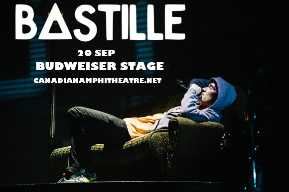 Bastille at Budweiser Stage