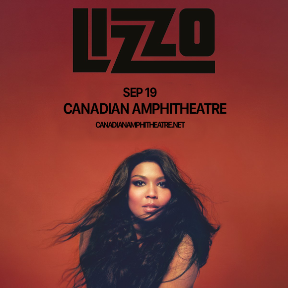 Lizzo at Budweiser Stage