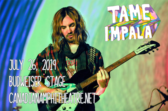 Tame Impala at Budweiser Stage