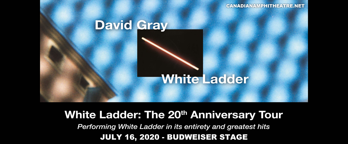 David Gray at Budweiser Stage