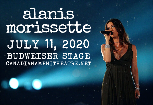 Alanis Morissette at Budweiser Stage