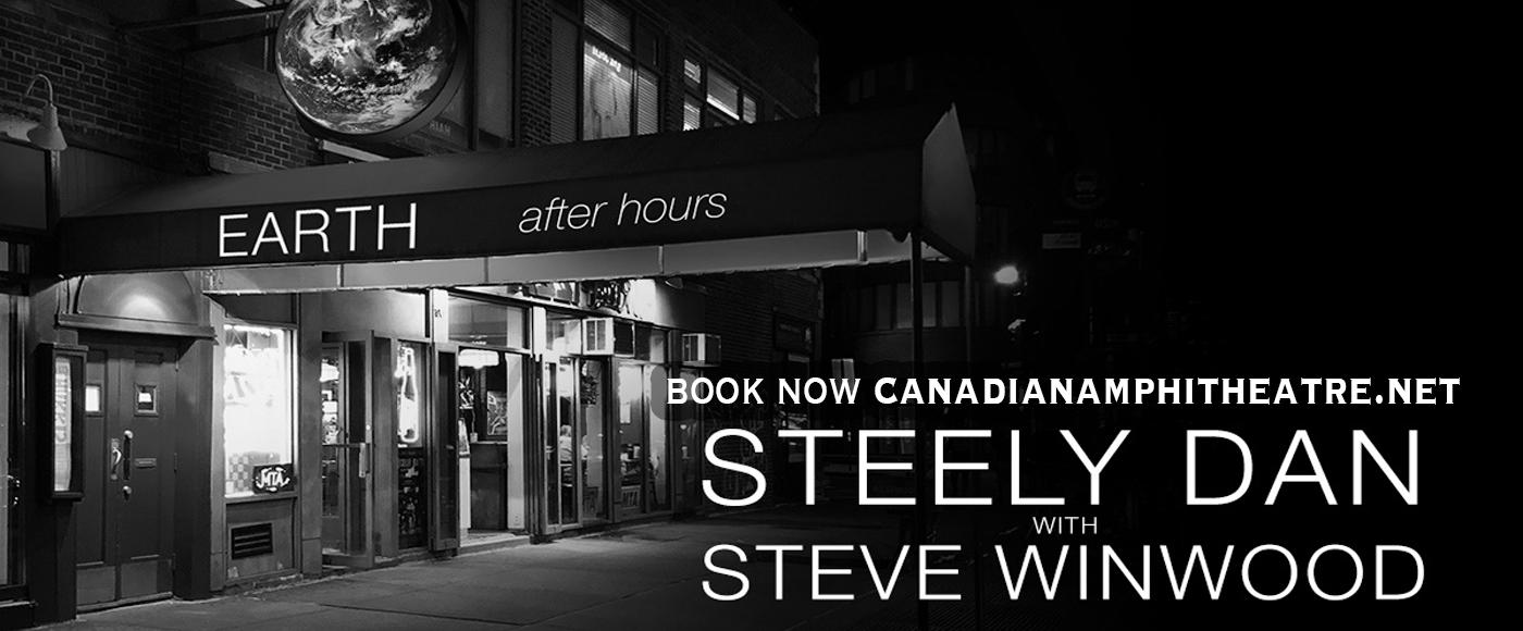 Steely Dan & Steve Winwood at Budweiser Stage