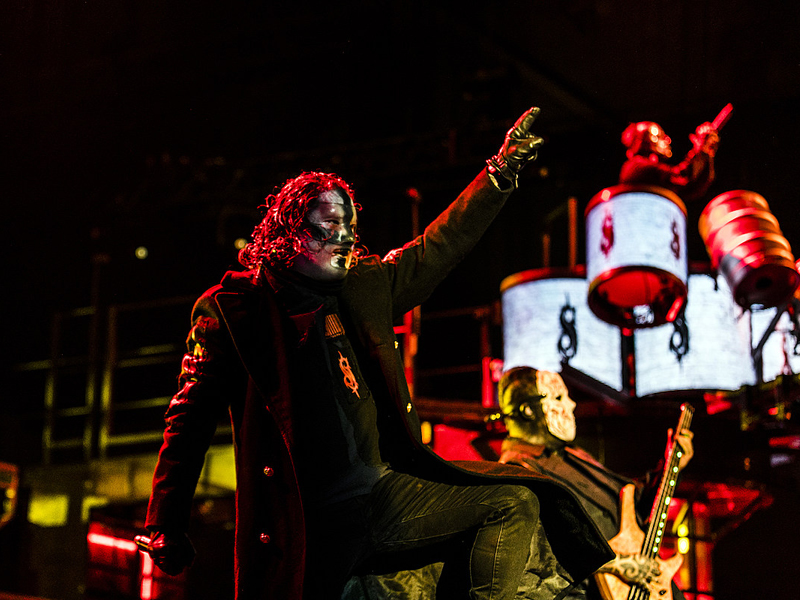 Knotfest Roadshow: Slipknot, A Day To Remember, Underoath & Code Orange at Budweiser Stage