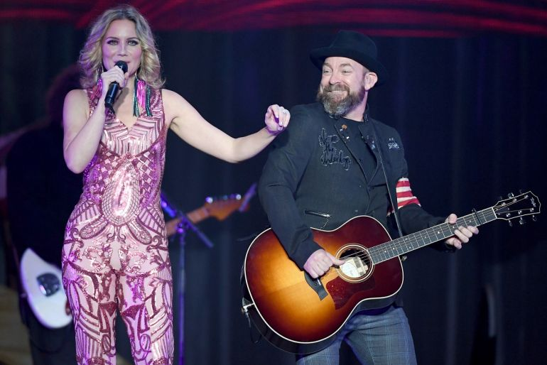 Sugarland, Mary Chapin Carpenter & Tenille Townes at Budweiser Stage