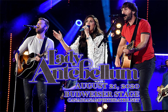 Lady Antebellum, Jake Owen & Maddie and Tae at Budweiser Stage