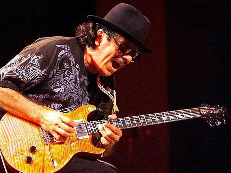 Santana & Earth, Wind and Fire [POSTPONED] at Budweiser Stage