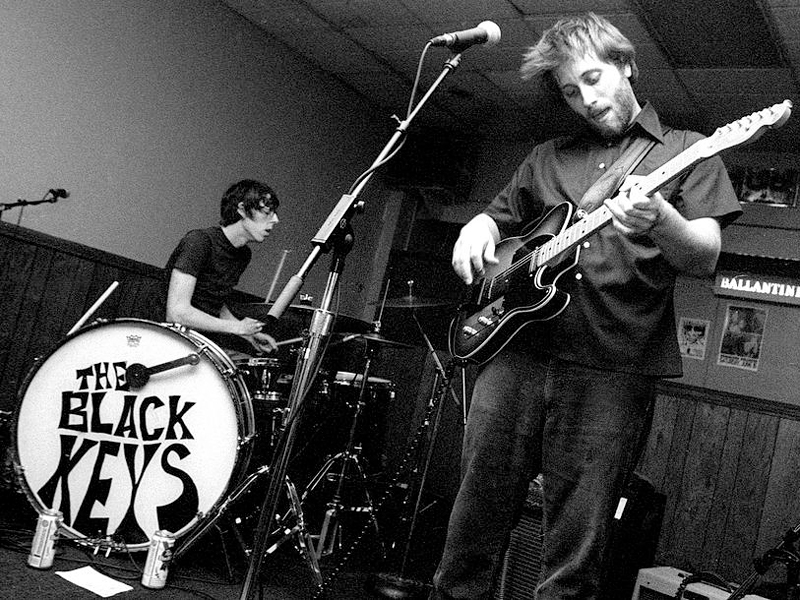 The Black Keys [CANCELLED] at Budweiser Stage