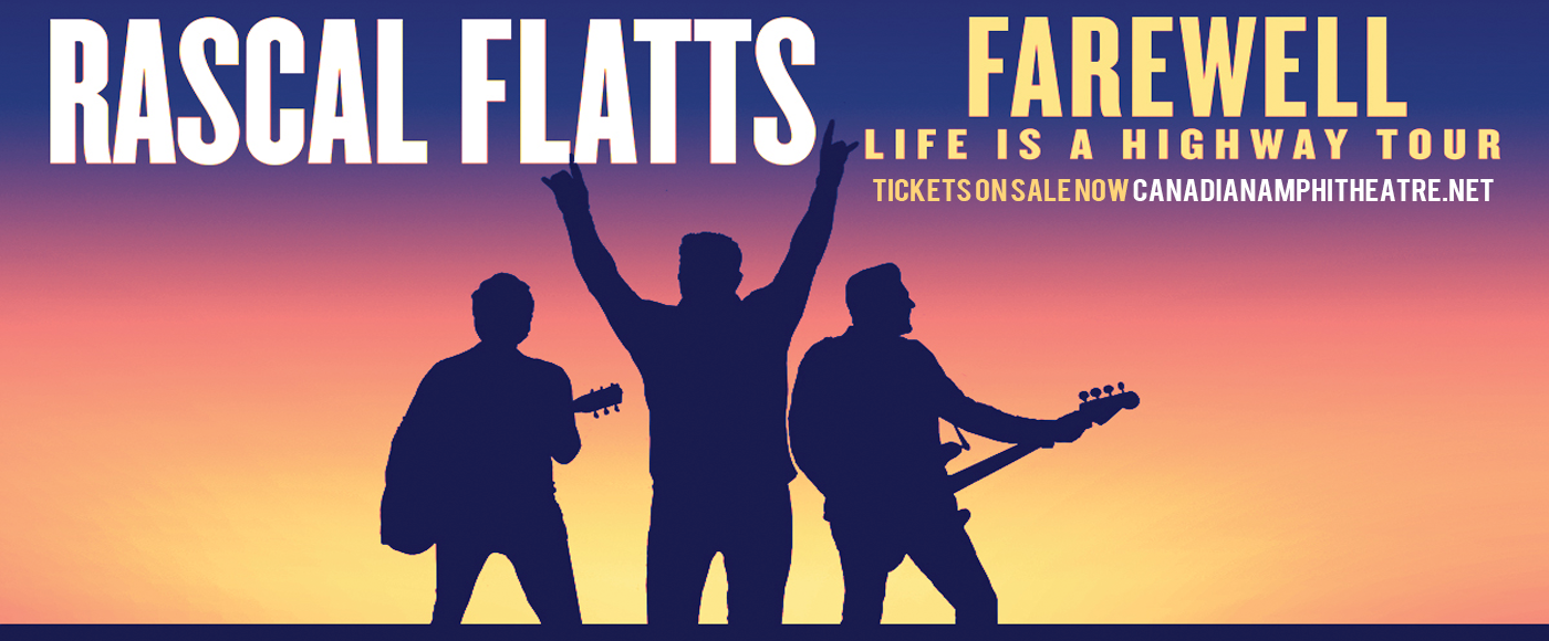 Rascal Flatts [CANCELLED] at Budweiser Stage