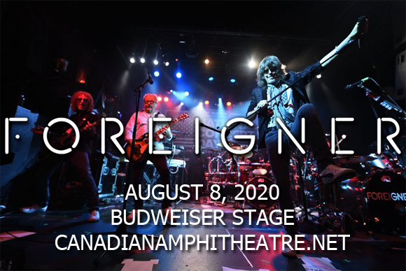 Foreigner, Kansas & Europe [CANCELLED] at Budweiser Stage