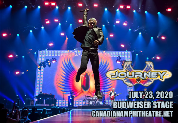 Journey & The Pretenders [CANCELLED] at Budweiser Stage